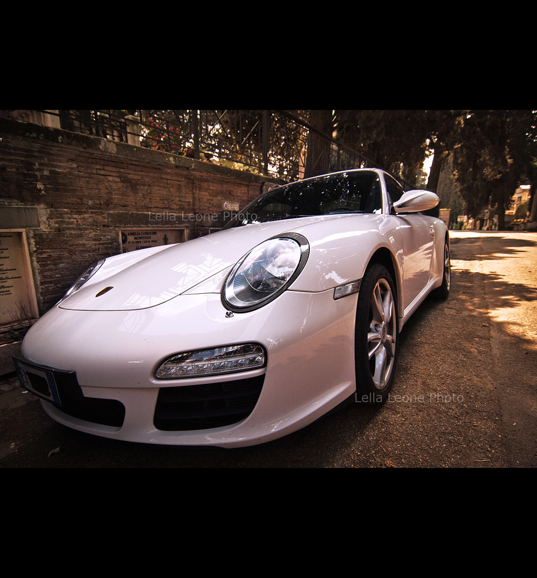 Photograph Porsche Carrera by Mariantonella Leone on 500px
