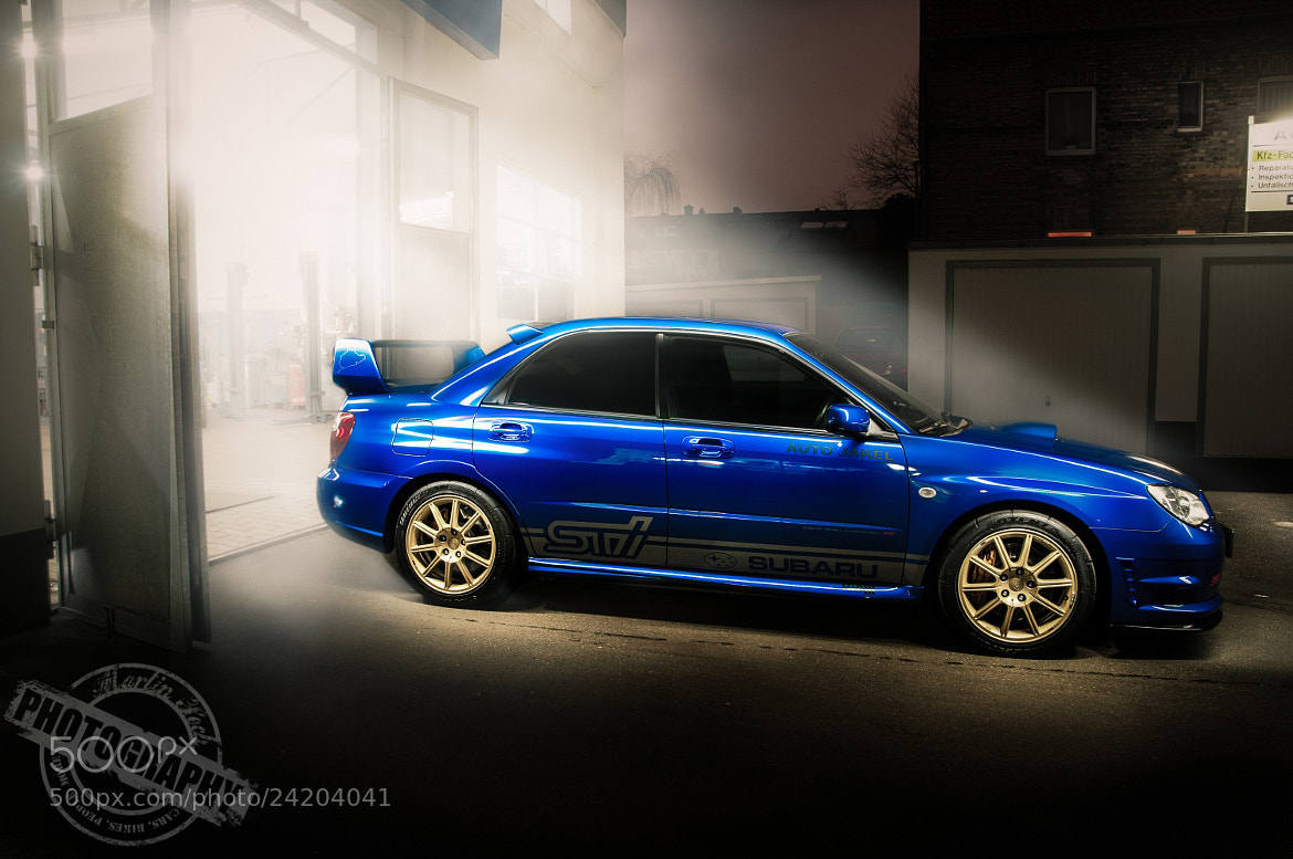 Photograph Subaru Impreza WRX STI by Martin Pech on 500px