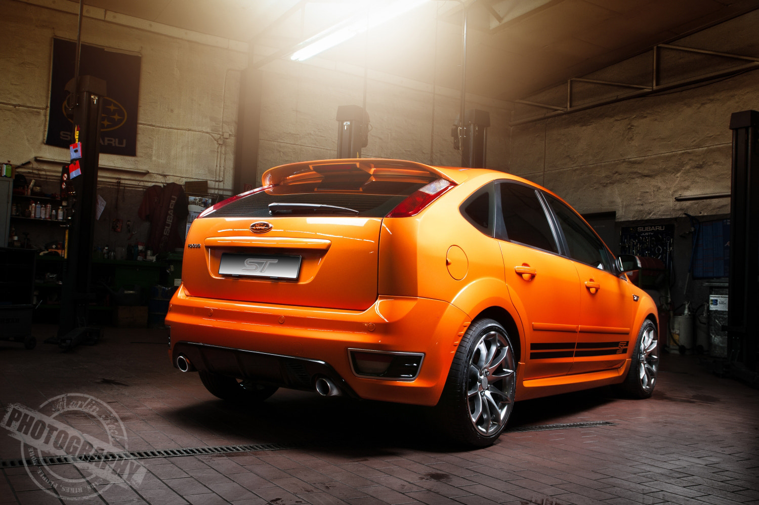 Photograph Ford Focus ST by Martin Pech on 500px