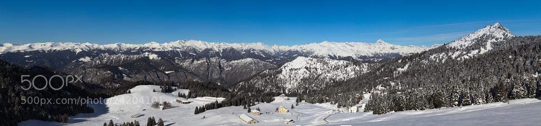 Photograph Panorama 160° Tremalzo by Claudio Bozzini on 500px