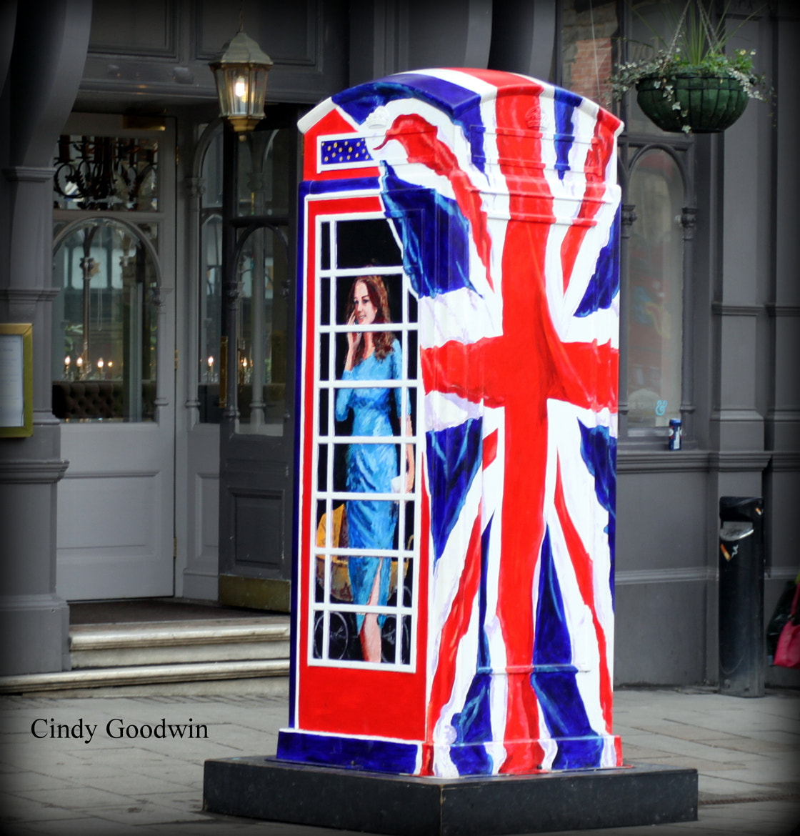 Photograph British Telephone Box by Cindy Goodwin on 500px