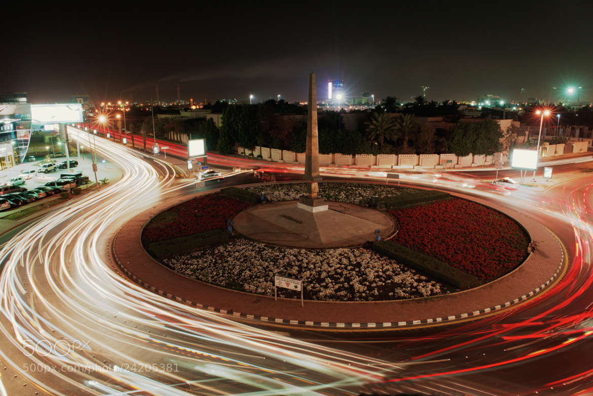 Photograph Sword Roundabout by Dany Eid on 500px