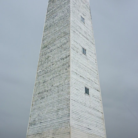 Lighthouse in Kronstadt, Panasonic DMC-FS15