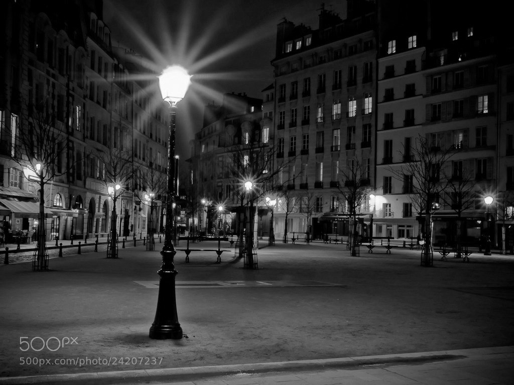 Photograph City lights. Paris. by David Patrick on 500px