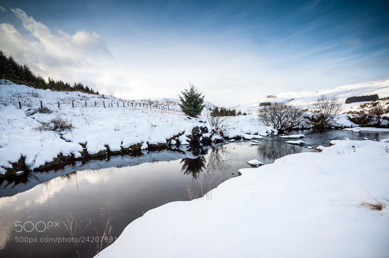 Photograph Winter by Zain Kapasi on 500px