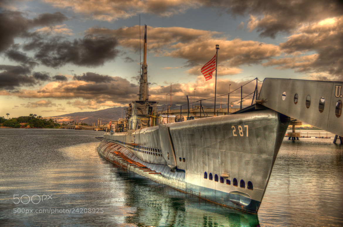 Photograph USS Bowfin  by Steven Bennett on 500px