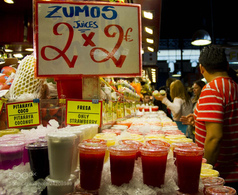 Photograph Zumos by Miguel Parreño Martinez on 500px