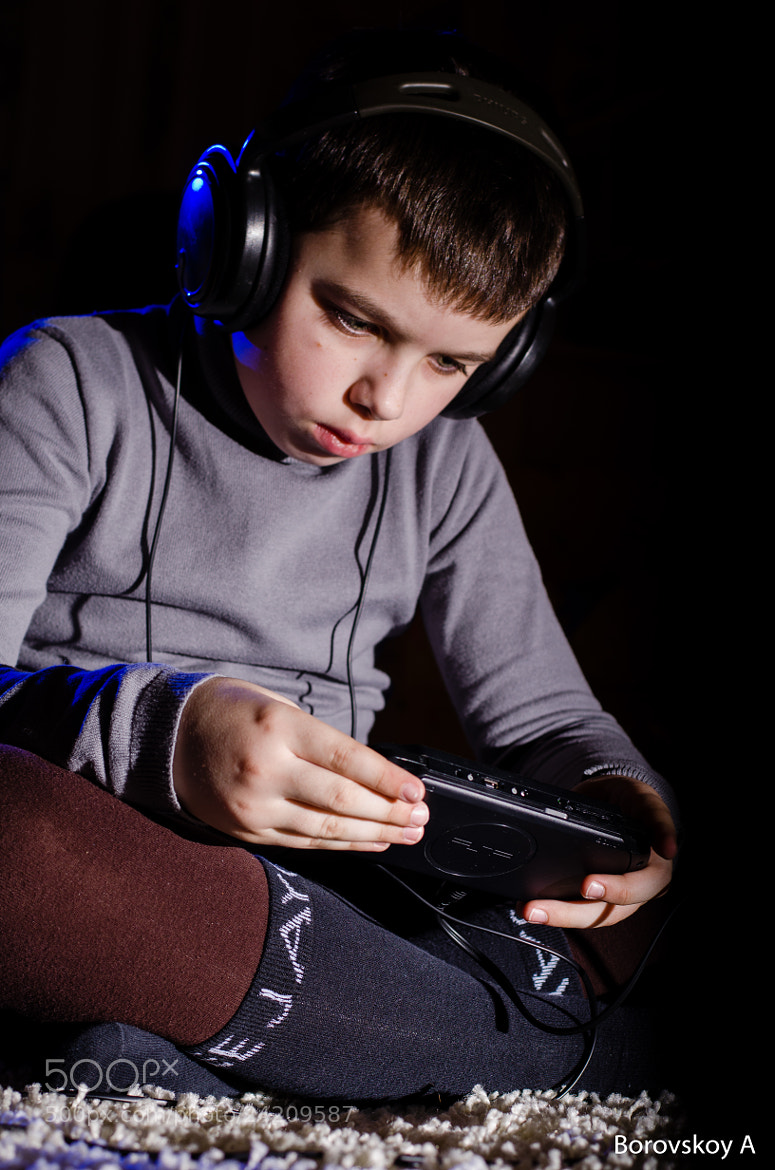 Photograph Today's children - the modern game! by Alex 3D on 500px