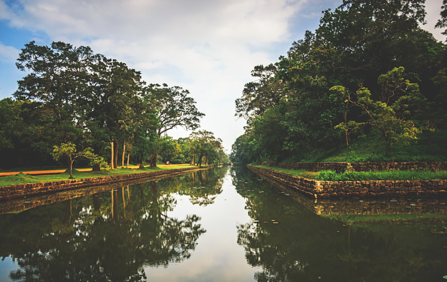 The Outer Moat of Sigiriya, Sri Lanka by Son of the Morning Light on 500px.com