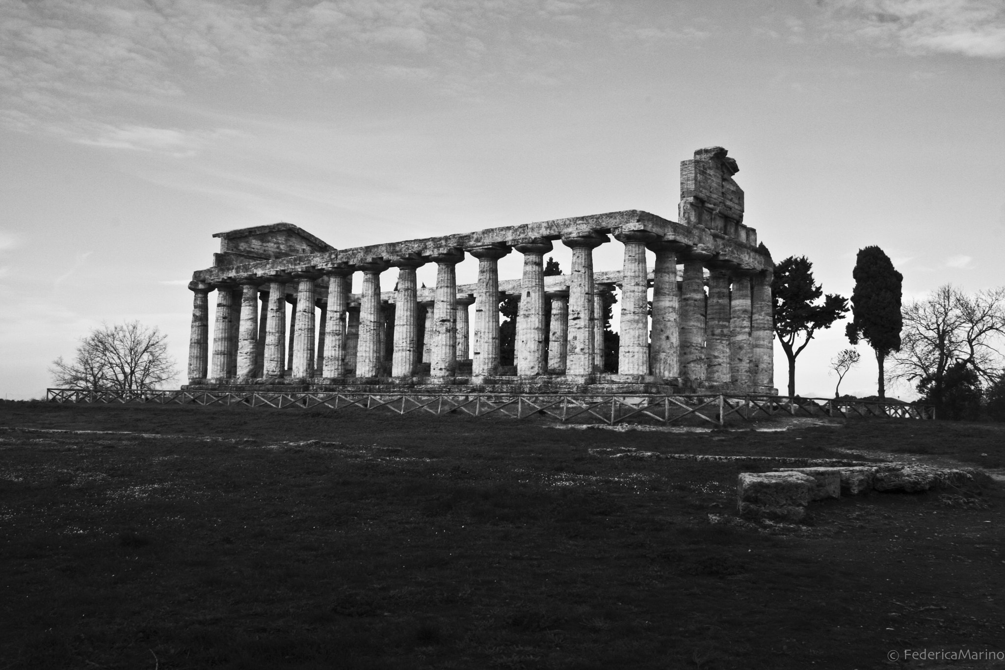 Photograph Athena's Temple by Federica Marino on 500px