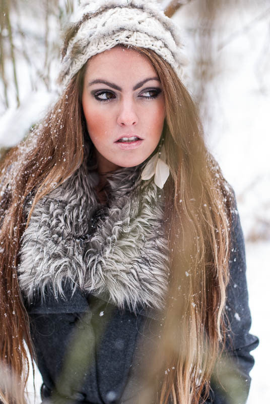 Photograph Snow beauty by Jarno Pors on 500px