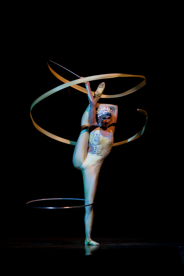 Photograph Cirque du soleil by Guy Prives on 500px