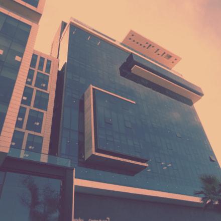 Torre Cosmopolitan in Tijuana, Sony DSC-W650