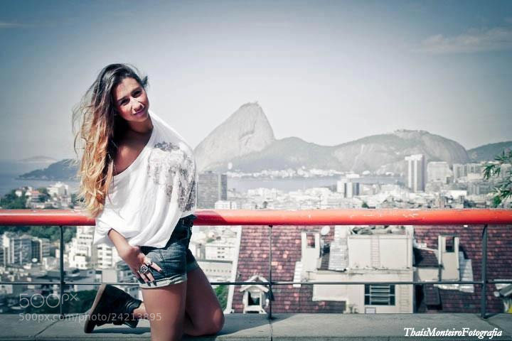 Photograph Mariana Leal by Thais Monteiro on 500px