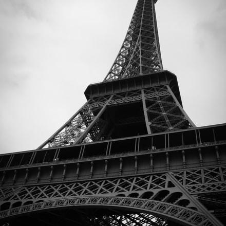 Eifel Tower, Canon POWERSHOT A540