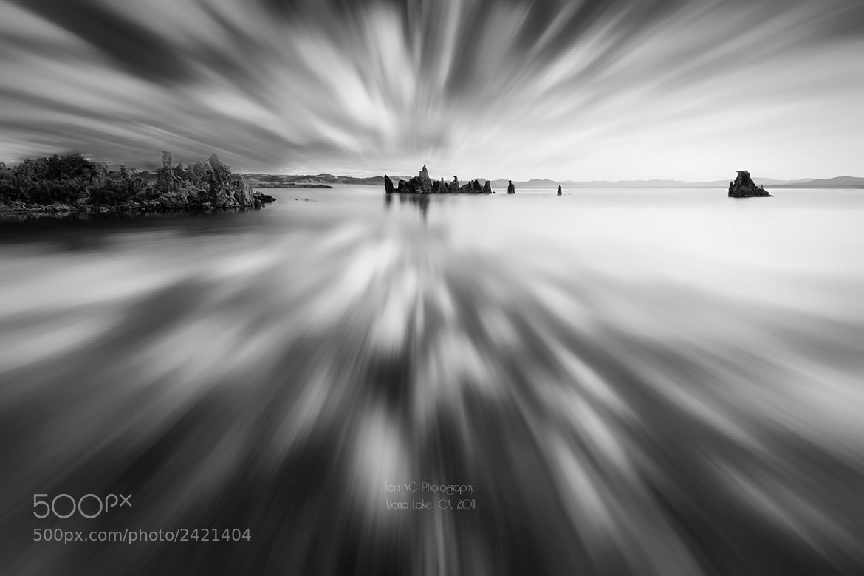 Photograph Mono Lake in B&W by Noppawat Charoensinphon on 500px