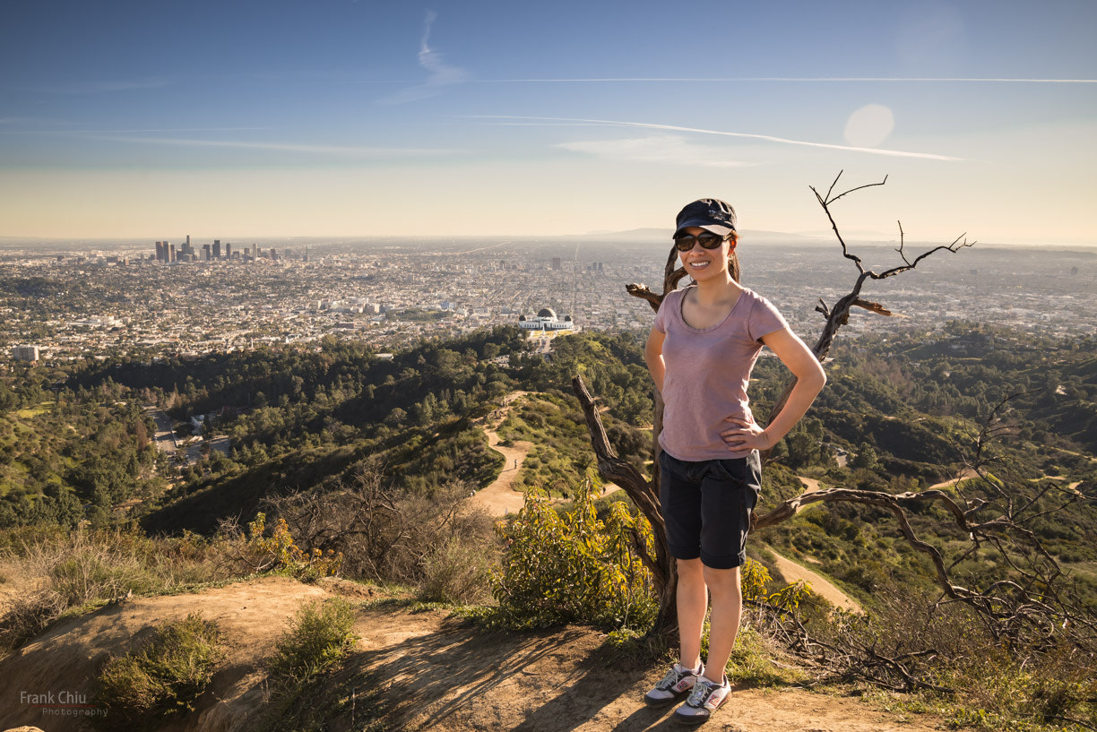 Photograph Top of Mt. Hollywood by Frank Chiu on 500px