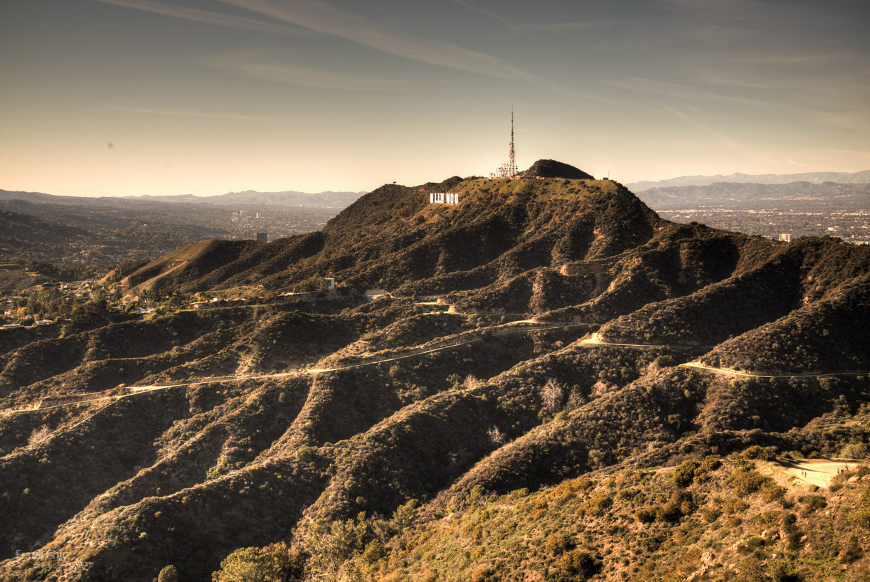 Photograph Hollywood Hills by Frank Chiu on 500px