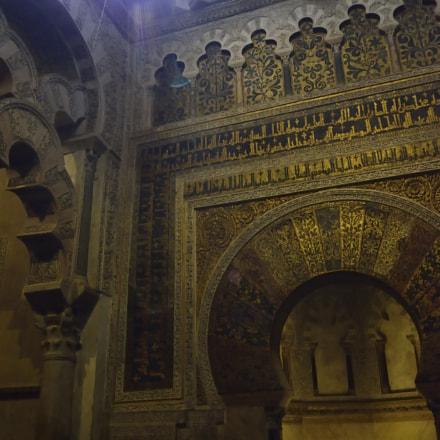 Mezquita de Cordoba, Nikon D800, AF Zoom-Nikkor 28-70mm f/3.5-4.5D
