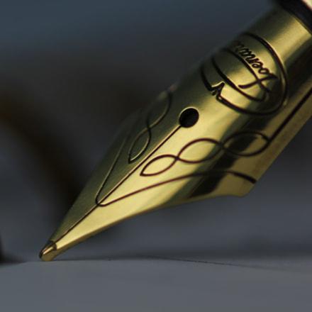 Old pen, Canon EOS 60D, Canon EF 100mm f/2.8 Macro