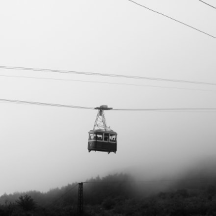 cable car, Fujifilm FinePix S5800 S800