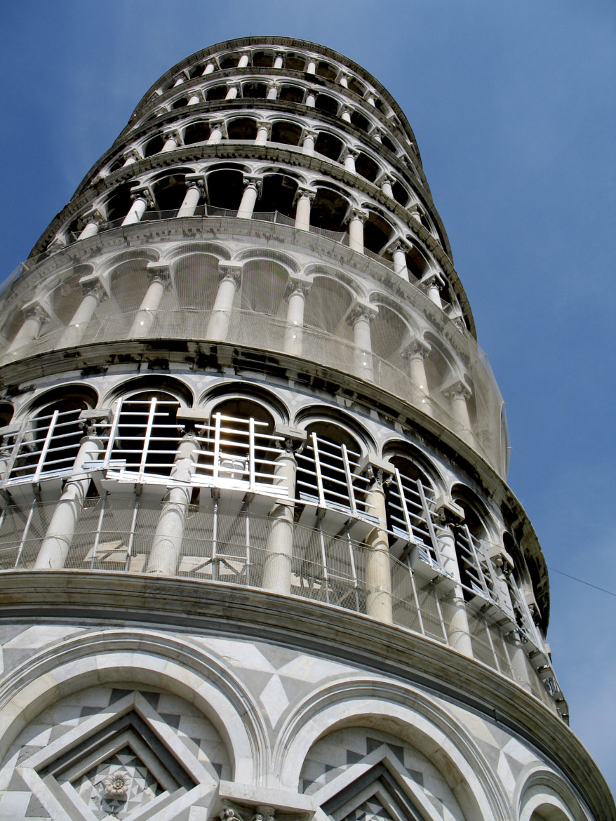 Photograph The Leaning Tower by Aimee Aileen Photography on 500px