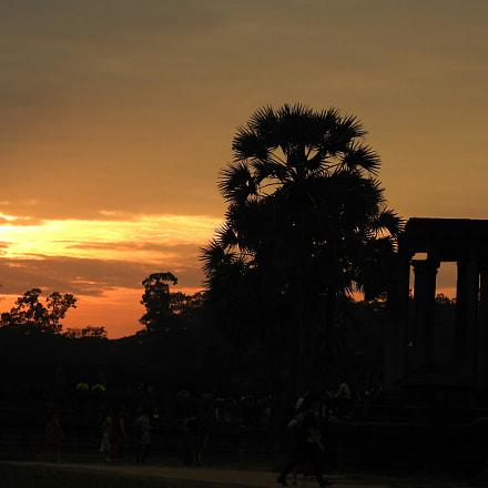 Angkor, Nikon COOLPIX P900s