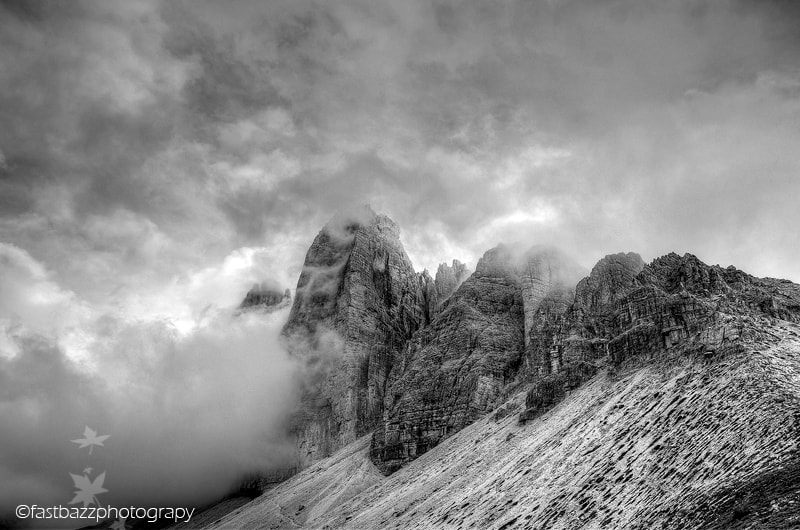 Photograph Lavaredo by lapococa on 500px