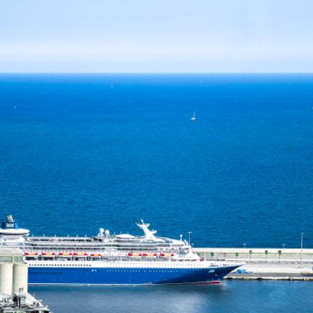 Blue Barcelona, Sony DSC-W570