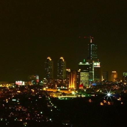 Night, Canon EOS 450D, Sigma 105mm f/2.8 Macro EX