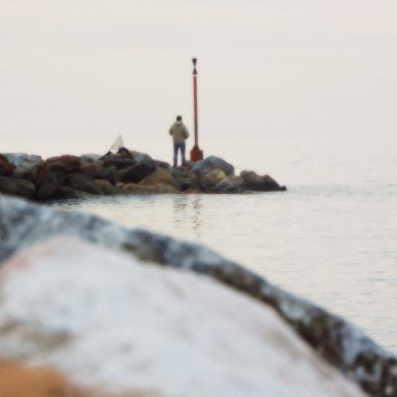 Walk On The Pier, Fujifilm FinePix S8200