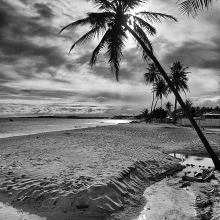 Beach, Panasonic DMC-SZ7