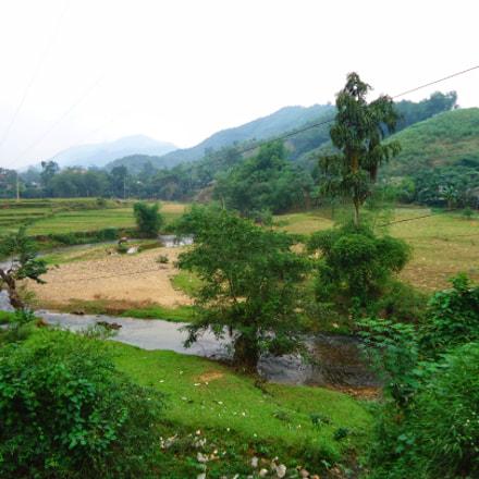 Yen Bai, Vietnam, Sony DSC-W610