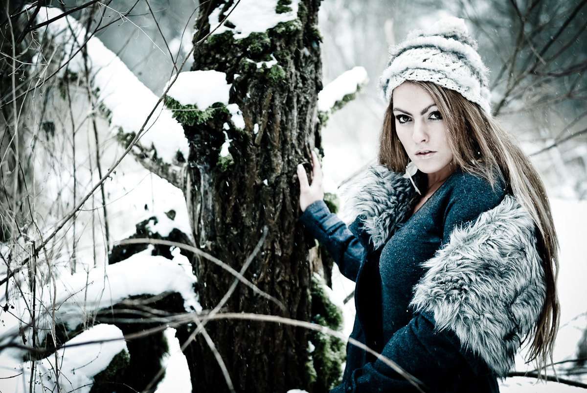 Photograph Snow queen 2 by Jarno Pors on 500px