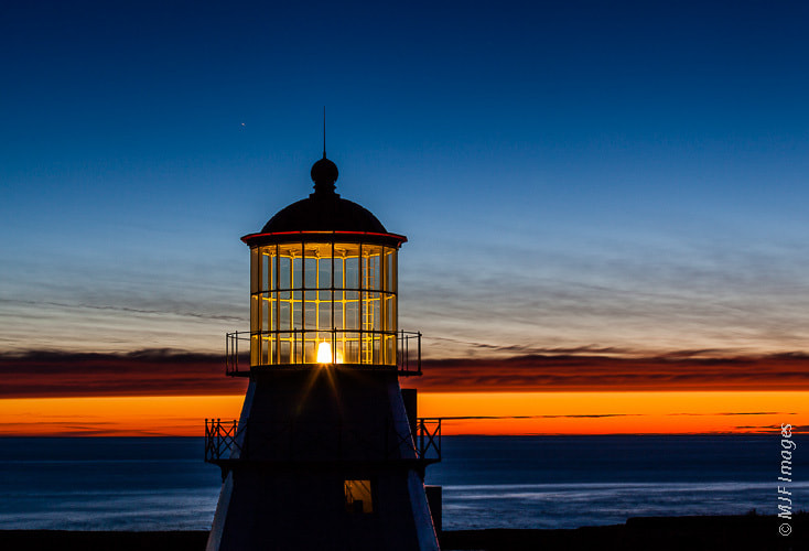 Photograph Cape Mendocino Lighthouse II by Michael Flaherty on 500px