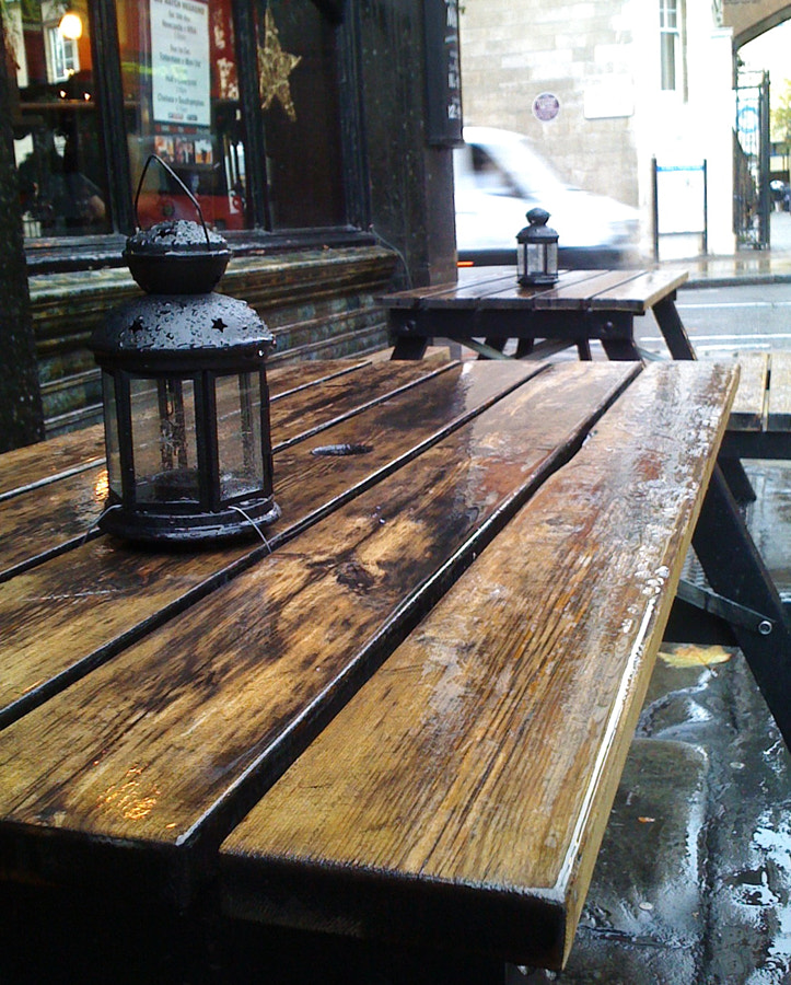 'These dark days of autumn rain...' by Sandra  on 500px.com