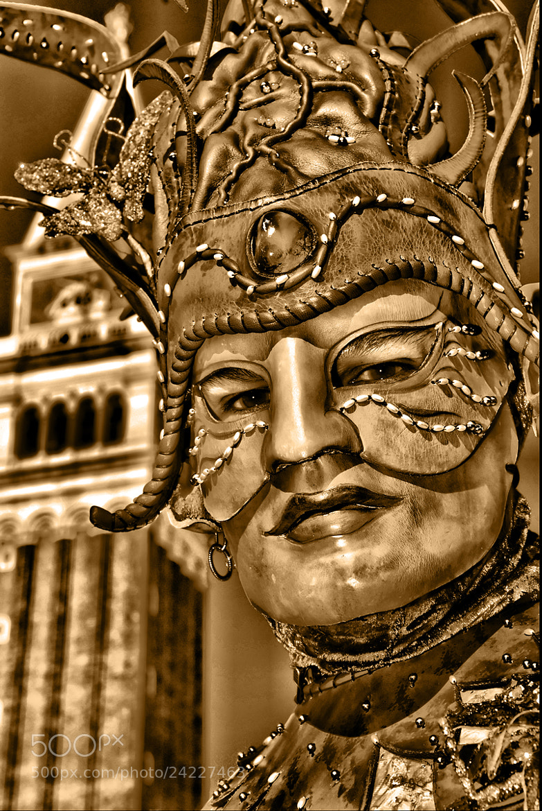 Photograph Venetian prince by Milan Schirlo on 500px