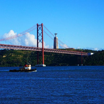 25th of April Bridge, Panasonic DMC-TZ18