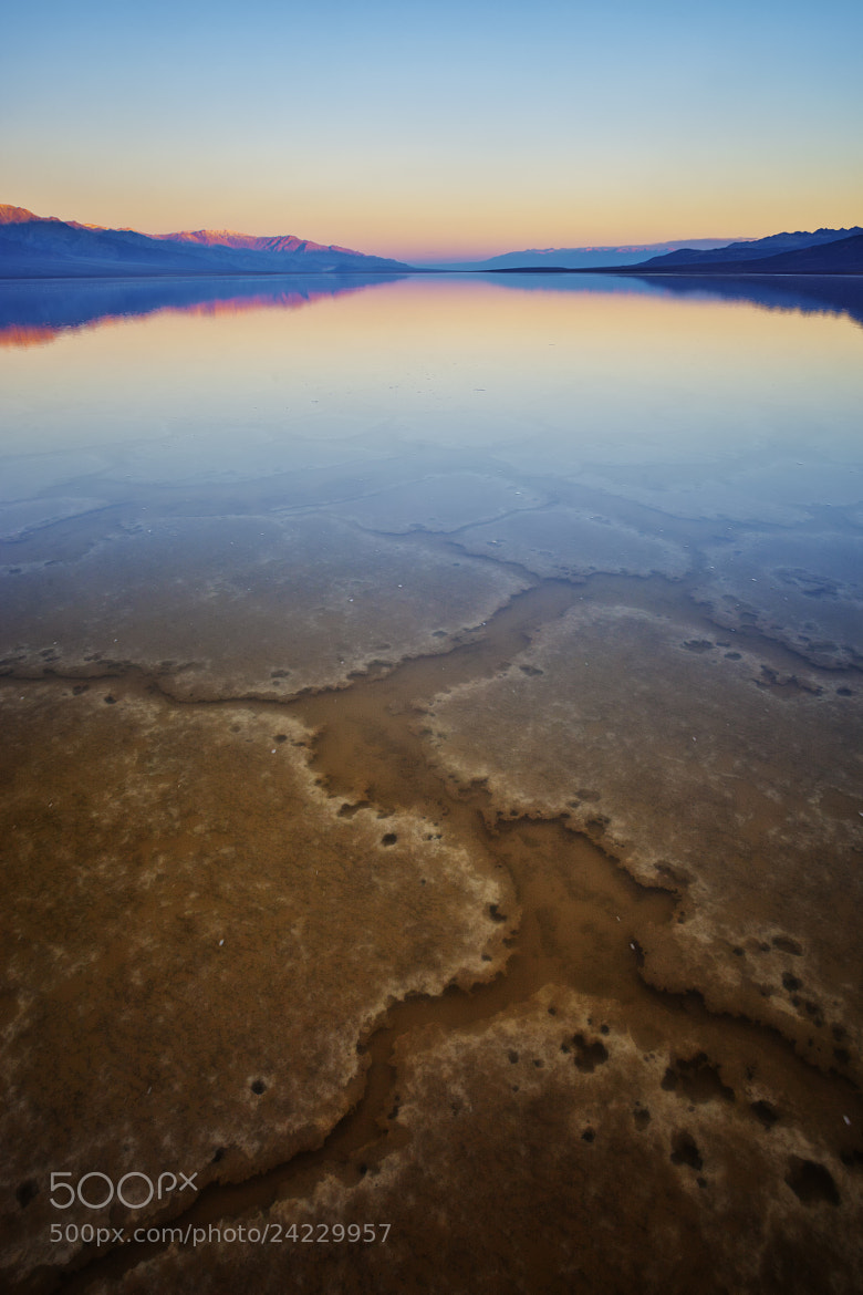Photograph Morning at Badwater Basin by Ian Frazier on 500px