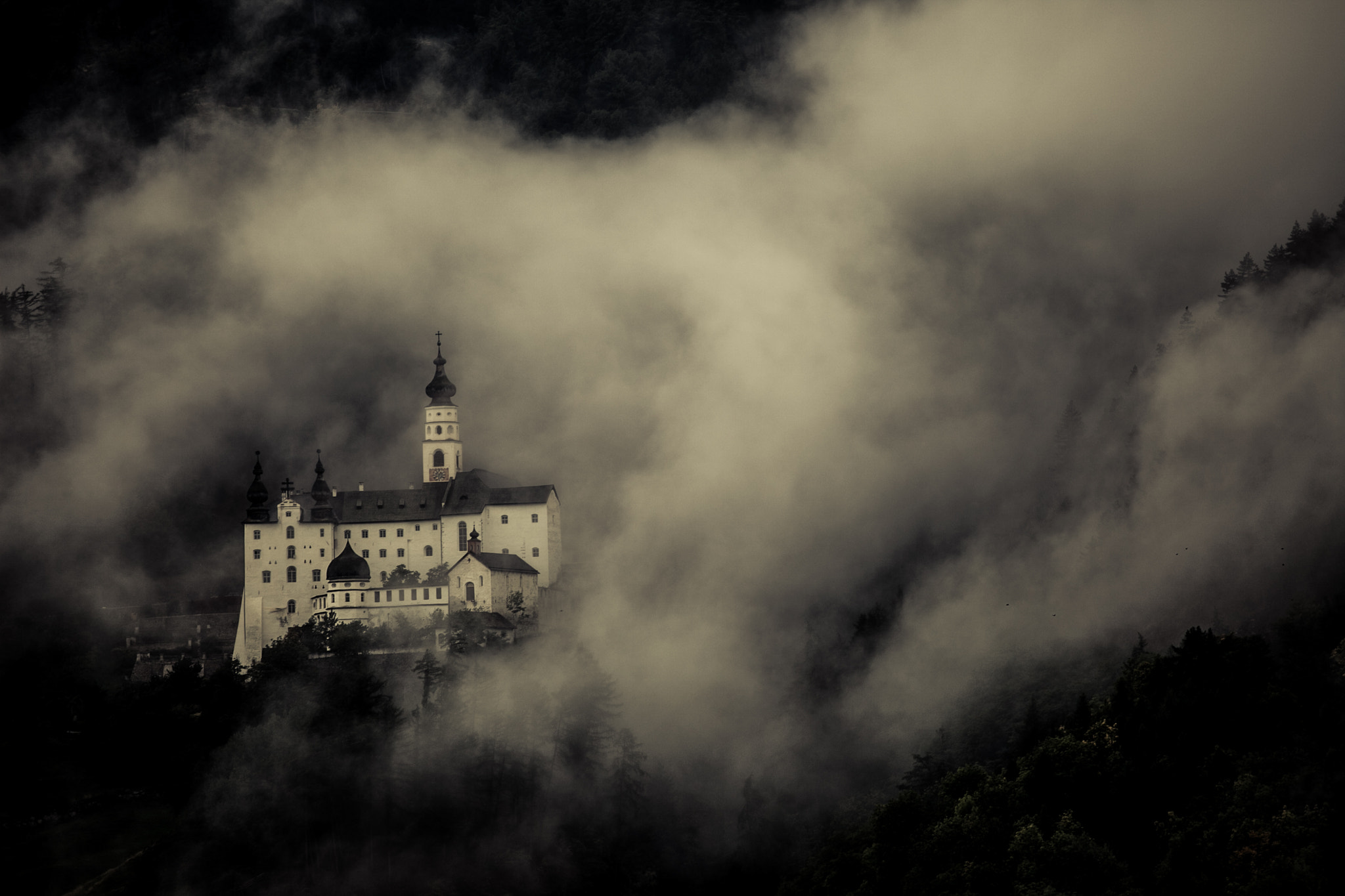 Photograph draculas castle by tom jahn on 500px