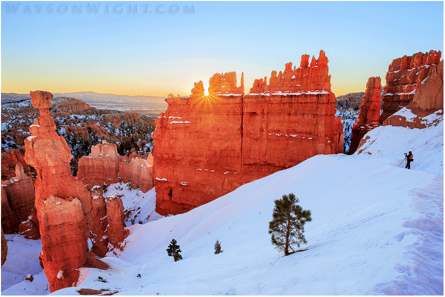 Photograph New Day at Bryce Canyon by Wayson Wight on 500px
