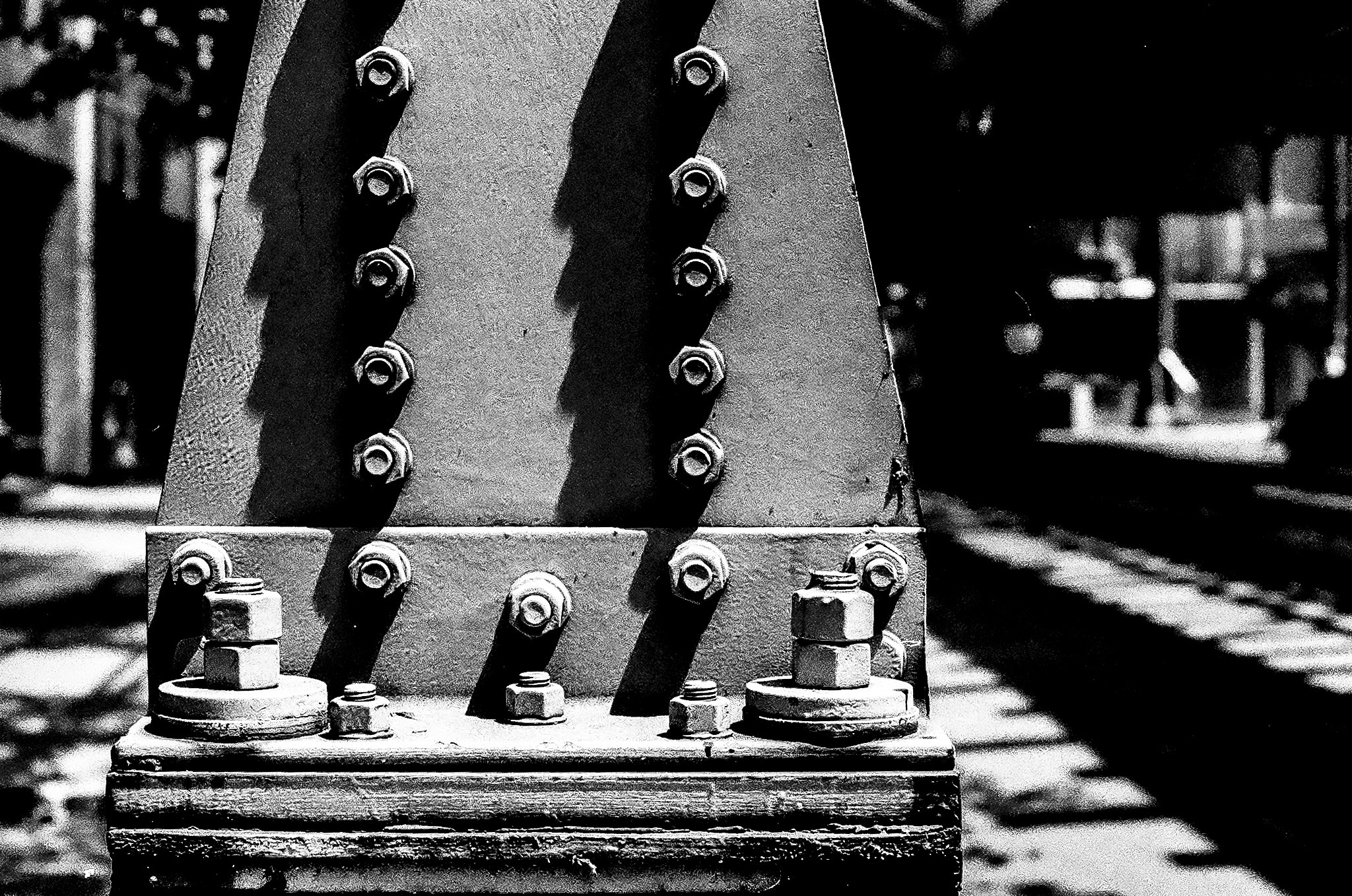 Photograph Parallel Nuts v2 by PJ Resnick on 500px