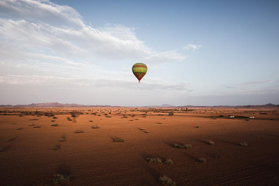 Hot Air Views, автор — s1000  на 500px.com