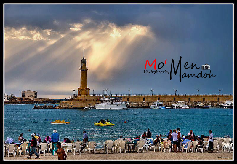 Photograph Alexandria by Mo'men Mamdoh on 500px