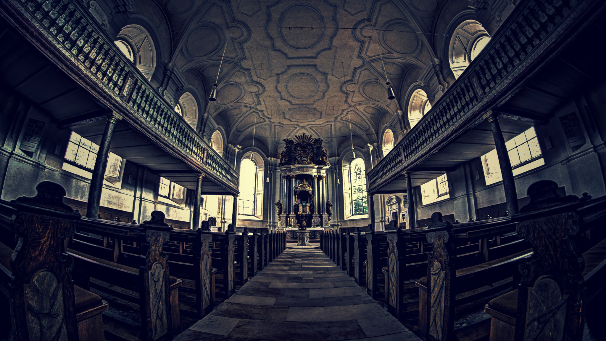 Photograph over at jesus' place by Matthias Koebrich on 500px