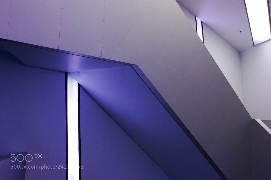 Photograph ROM Stairwell by Ash Furrow on 500px
