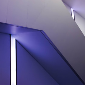 ROM Stairwell by Ash Furrow (ashfurrow)) on 500px.com