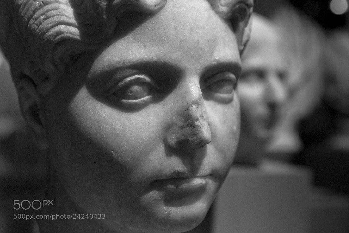 Photograph Sad Statue by Ash Furrow on 500px