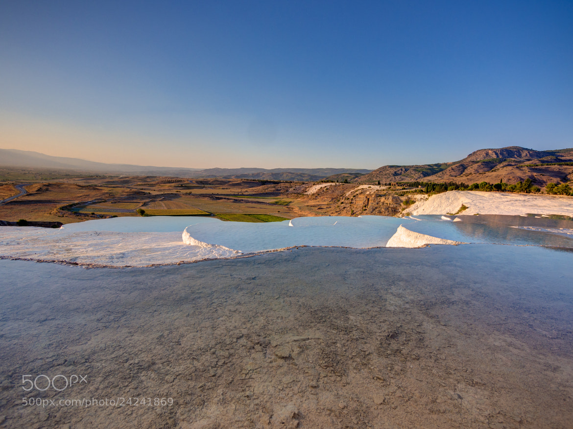 Photograph View from Pamukkale by Trevin Chow on 500px