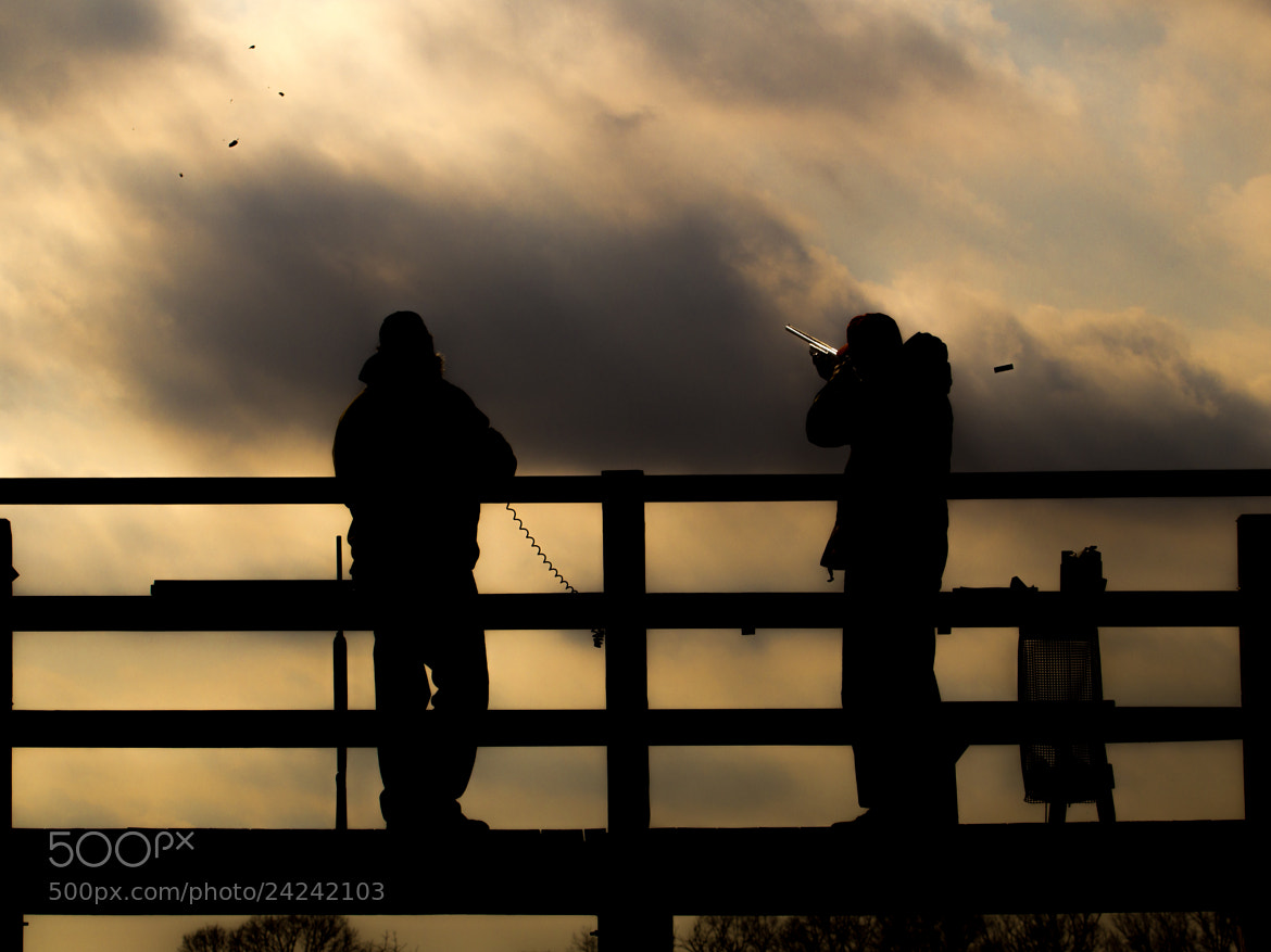 Photograph Sporting Clays I by Steven Strohmier on 500px